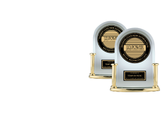 Best in Customer Satisfaction with retail mattresses 2 out of 3 years. For J.D. Power 2019 award information, visit jdpower.com/awards
