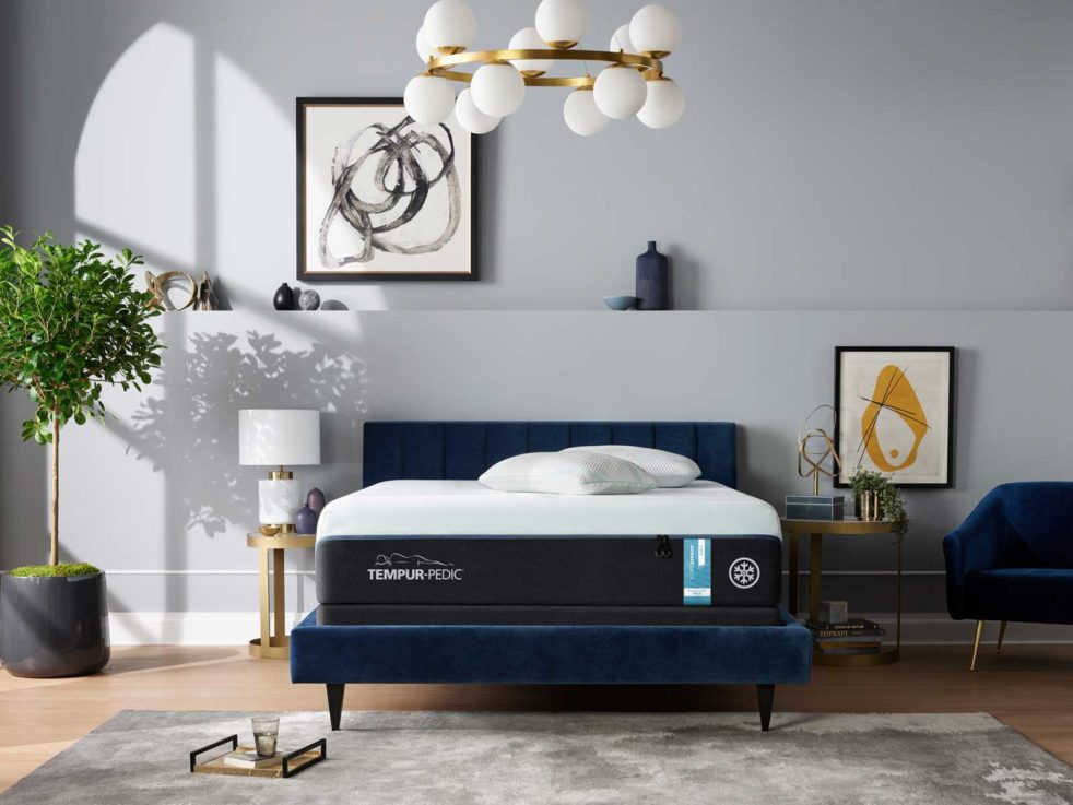 Tempur-pedic Luxe Breeze Mattress